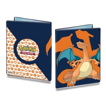 Charizard - A4 Pokemon Mappe